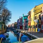 L'isola di Burano e i suoi colori