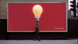 Un cartellone pubblicitario